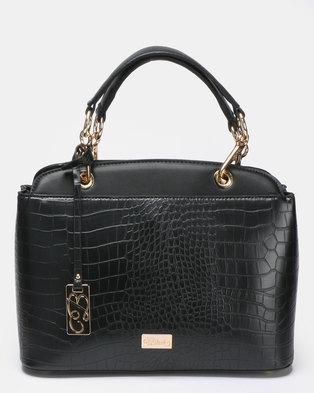 Miss Black Adora Handbag  Black