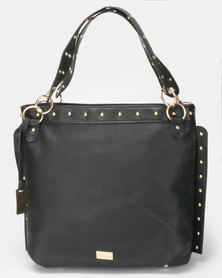 Miss Black Baez Shopper Bag  Black