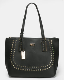 Miss Black Klara Shopper Bag  Black