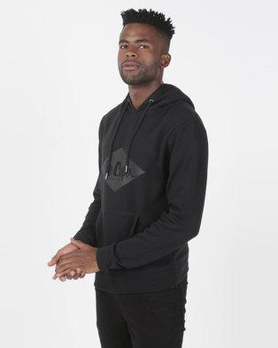 6f1539d8bbb Lee Cooper M Zico Hooded Sweat Top Black