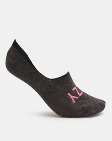 Lizzy Miya Secret Socks Grey