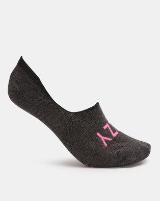 Lizzy Miya Secret Socks Grey
