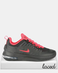 Nike Air Max Axis Sneakers Black/Red Orbit