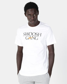 Nike M NSW SW Gang Tee White