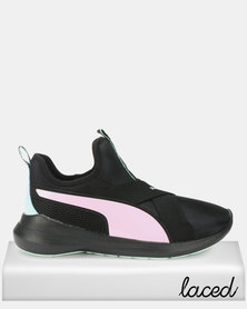 Puma Sportstyle Core Rebel X Trailblazer Sneakers Black/ Pale Pink