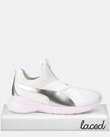 Puma Sportstyle Core Rebel X Trailblazer Sneakers White/Silver