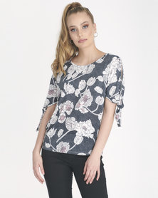 Contempo Slinky Top Pink