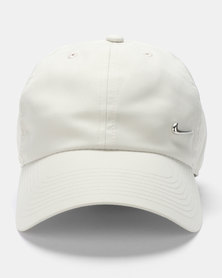 Nike U NK H86 Cap NK Metal Swoosh Grey