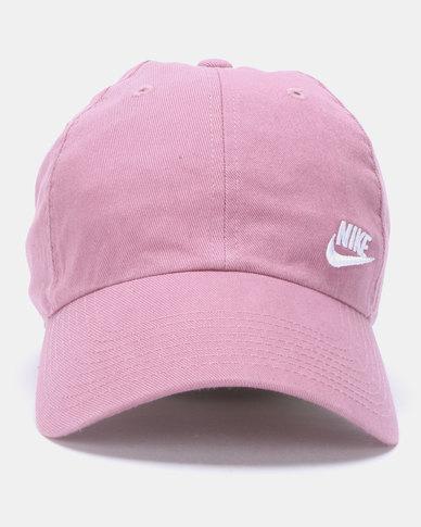 Nike W NSW H86 CAP Futura Classic Pink