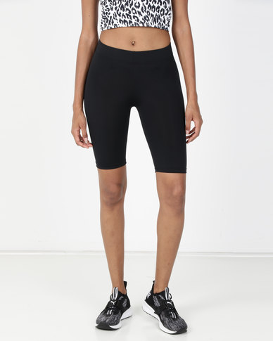 Fifth Element Cycle Style Shorts Black