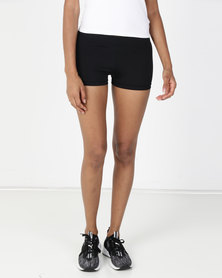 Fifth Element Force Shorts Black