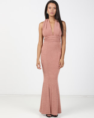 06cc918701ca Sissy Boy Formal Maxi Dress Pink