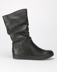 Froggie Mona Boots Black