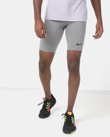 Nike Performance M NP Shorts Grey