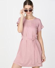Lizzy Leja Dress Pink
