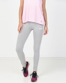 adidas Performance Ladies 3S Tights Grey