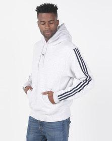 adidas Originals FT Basketball Hoodie Grey