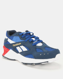 3c73155dca5 Reebok CL Leather CTE Sneakers Smoky Indigo White