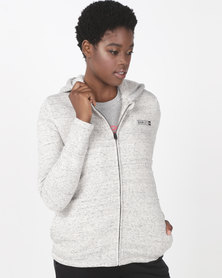 Hurley Roaming Sherpa Fleece Grey