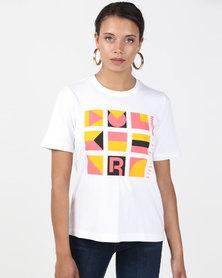 Reebok Gigi T-shirt White