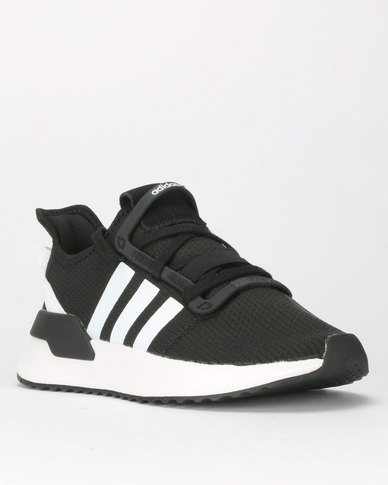 new styles 5931f feba4 adidas Originals U_Path Run Core Sneakers Black/Ash Grey S18/Core Black