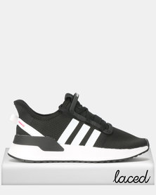 adidas Originals U_Path Run Core Sneakers Black/Ash Grey S18/Core Black