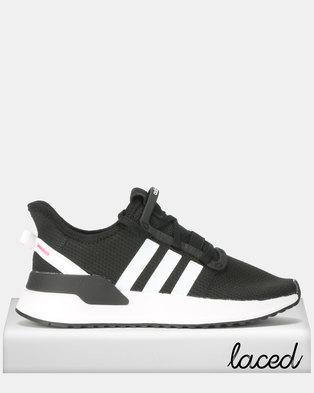 115888a81c6 adidas Originals U Path Run Core Sneakers Black Ash Grey S18 Core Black