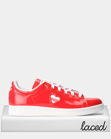 adidas Originals Superstar W Sneakers Active Red/ftwr White/Active Red
