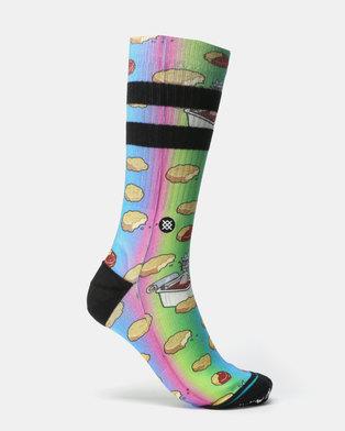 d728e2661 Stance Dipping Sauce Socks Multi