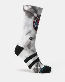 Stance Grateful Dye Socks Multi