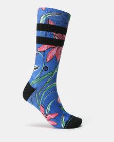 Stance Waipoua Socks Blue