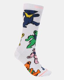 Stance Bears Choice Socks White