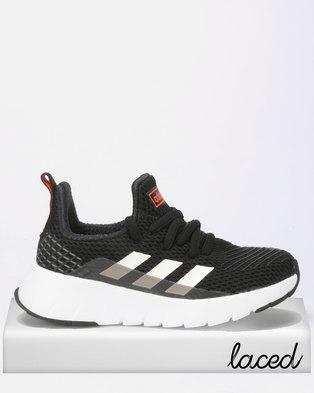 adidas Originals Asweego Sneakers K Black