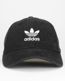 Washed Adicolor Baseball Cap
