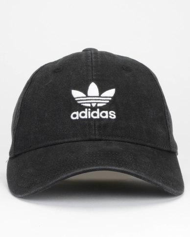Washed Adicolor Baseball Cap