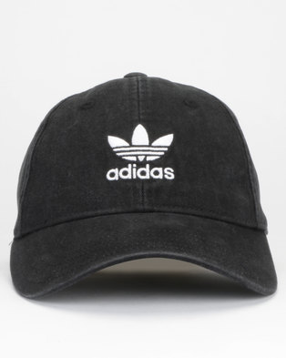 3d30d2f3da3 Washed Adicolor Baseball Cap