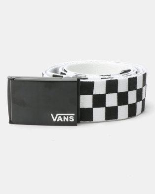 8df5a587b0e Vans Deppster II Web Belt Black