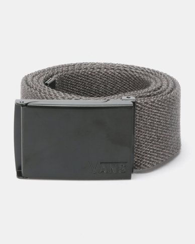 9100dee300 Vans Deppster II Web Belt Black