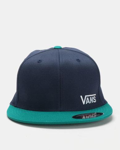 e006d50738 Vans Splitz Cap Blue
