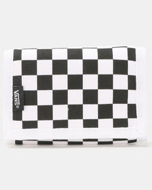 ​Vans Slipped Wallet Black/White