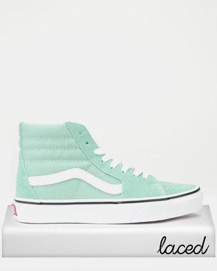 VANS UA SK8-Hi VMX Sneakers Neptune Green/True White