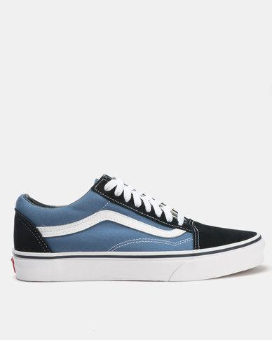 3b04620f36a4b0 Vans Old Skool Sneakers Navy
