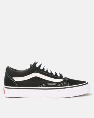 a78a6fc8b5d561 Vans Old Skool Sneakers Black White