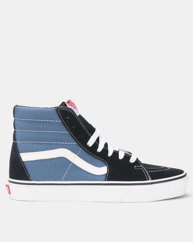 1277f4e324 Vans Sk8-Hi Sneakers Navy