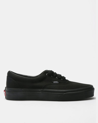 f40e736d7b Vans Era Sneakers Black