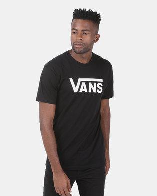 c8b053f078 Vans Classic T-shirt Black