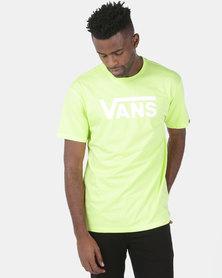Vans Classic T-shirt Yellow