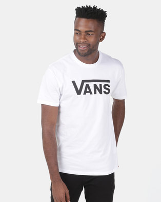 a9fa320c5e3 Vans Classic T-shirt White