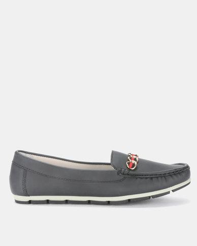 Butterfly Feet Kopano Slip On Shoes Black