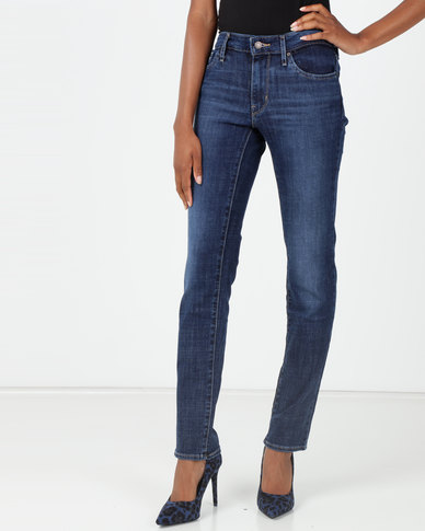 d2b7d7ec305 Levi's® 712 Slim Jeans Another One Bites The Dust | Zando